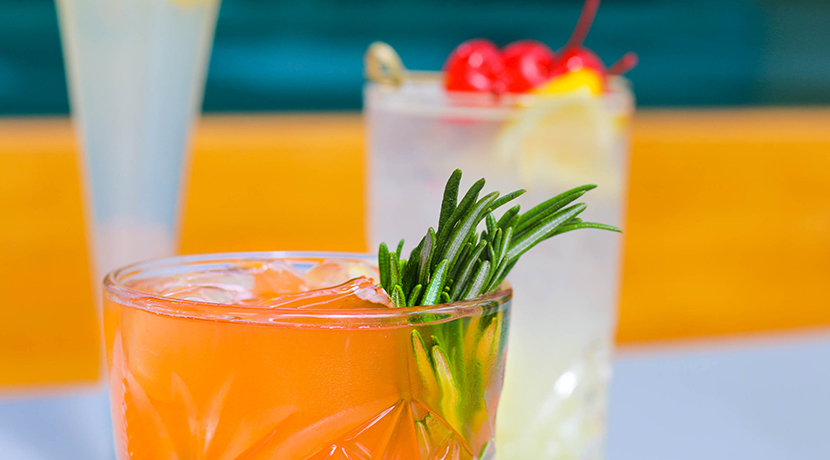 Bar Opus launches a line of skinny cocktails for summer