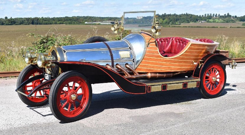 Chitty Chitty Bang Bang 50th Anniversary Celebrated ...