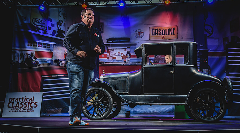 Tickets to Lancaster Insurance Classic Motor Show