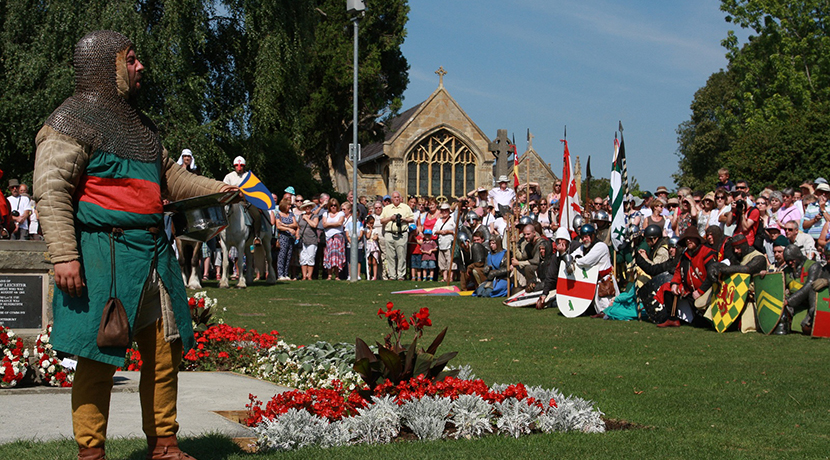 Battle of Evesham to take place next month!