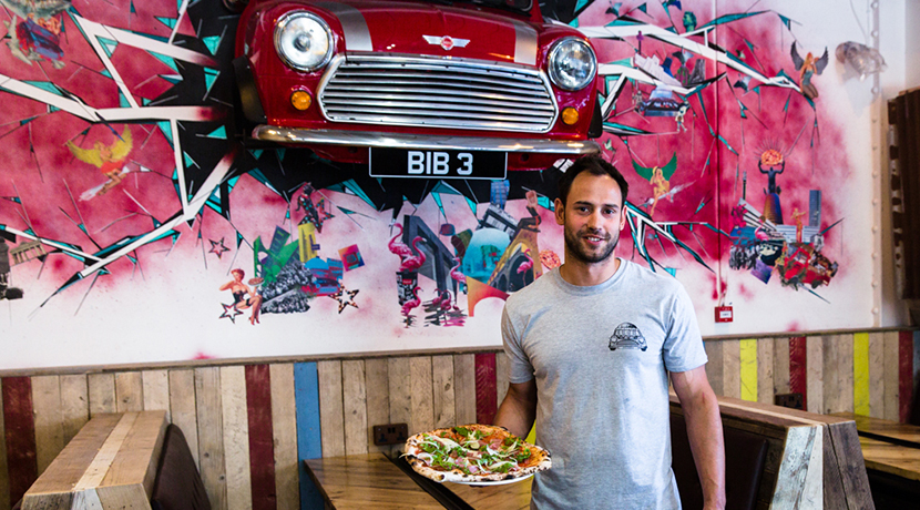 Award-winning Baked in Brick opens restaurant in The Custard Factory