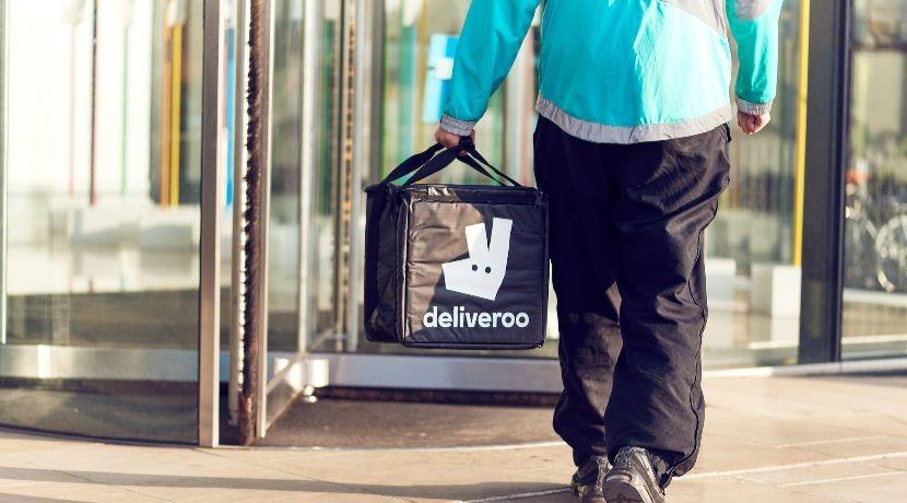 Deliveroo rides in to Wolverhampton