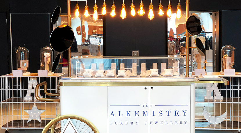 Selfridges hosts exclusive pop-up shop from deluxe jeweller The Alkemistry