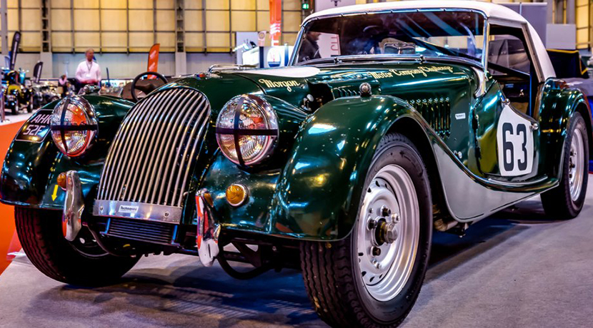 Lancaster Insurance Classic Motor Show returns to NEC Birmingham