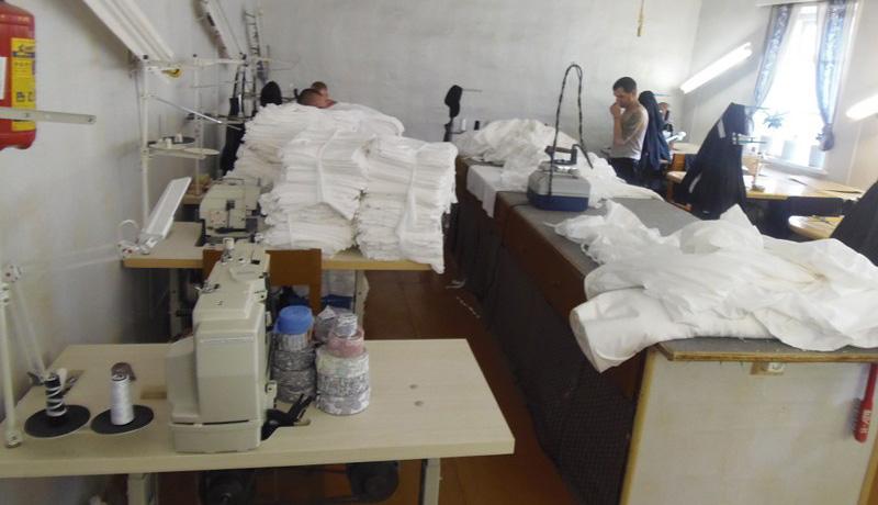 Швейная фабрика бизнес план
