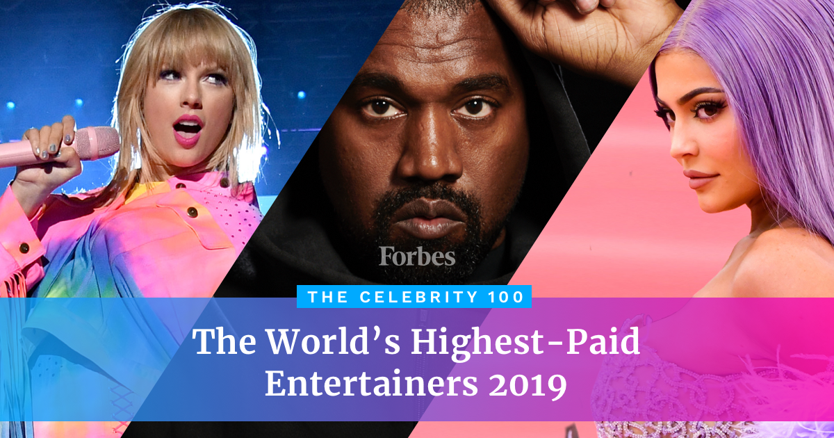 Forbes top 100 richest celebrities 2011