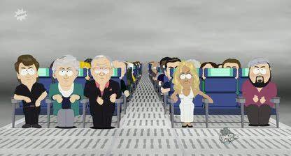 South park dead celebrities full episode
