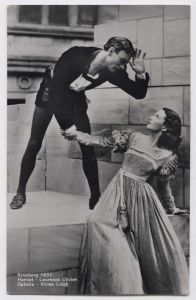 Late Shift Lecture: The many faces of Hamlet: acting life and death