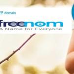 Freenom Free Domain Names