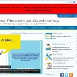URA Website Spends Hours Inaccessible