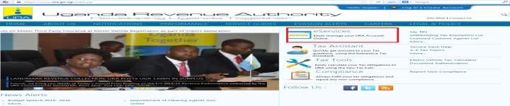 Generate URA payment registration number