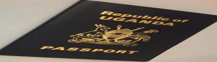 Ugandan Passport Application