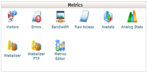 Bandwidth Monitoring in cPanel