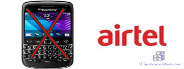 Airtel Uganda Suspends Blackberry Subscriptions