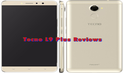 Tecno L9 Plus Reviews
