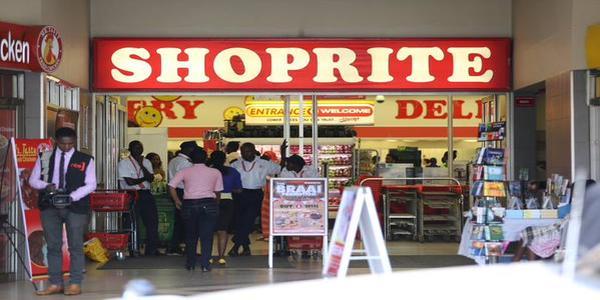 Shoprite supermarket kampala Uganda