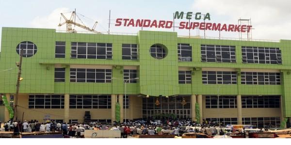 Mega standard supermarket kampala