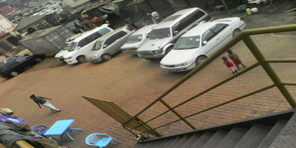 Free Parking Space For Business Shops