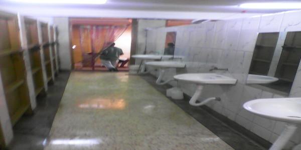 Cleaner Toilets Aat Rental