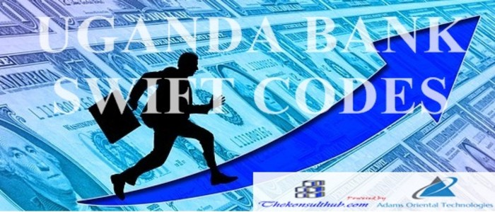 Ugandan Banks Swift Codes Kampala