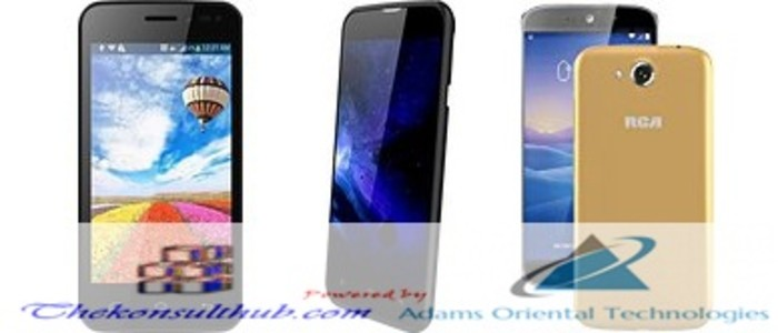 Hard reset RCA Tablets and Smartphones - Q1, G1, M1
