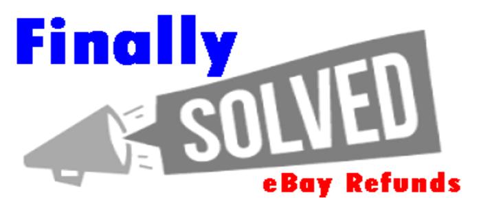 eBay Purchase Refund Past 90 Days