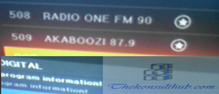 Radio One FM 90 & Akaboozi FM 87.9 Live On Startimes Digital