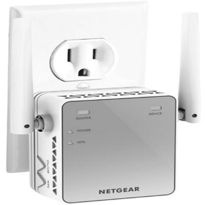 NETGEAR N300 Wi-Fi Range Extender