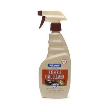 BLUE MAGIC INC 16-oz. Leather & Vinyl Cleaner