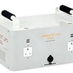 Solarpod 1K Quiet Portable Solar Generator Lithium Battery1,000 Watts