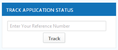 Track URA TIN application status