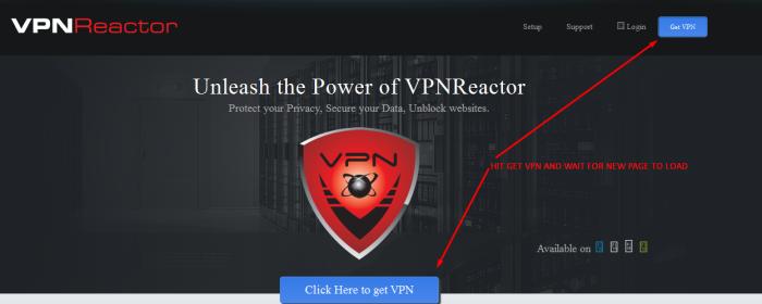 Get_Free_VPN_Reactor