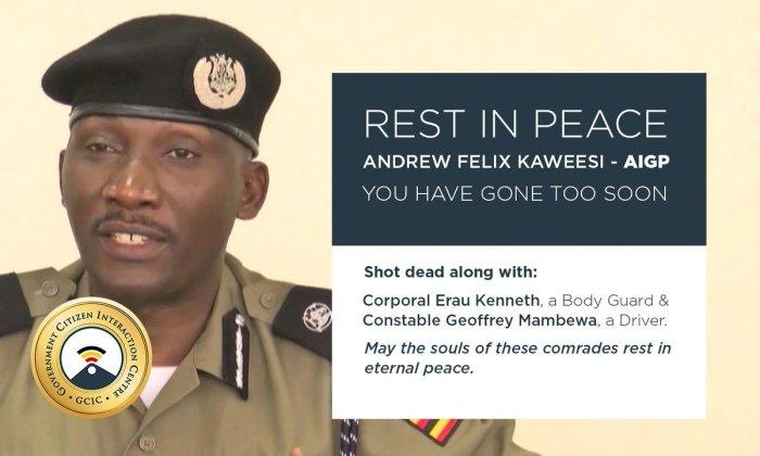 Andrew Felix Kaweesi