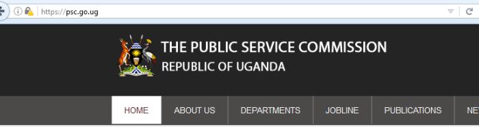 Public service commission portal