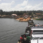 Nakiwogo Dock, MV Kalangala Ferry