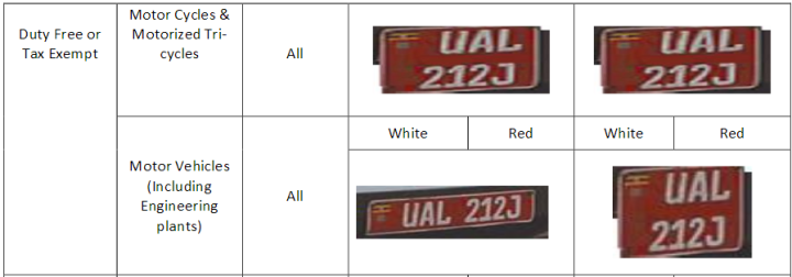New_Duty_free_and_tax_exempt_plates_in_Uganda