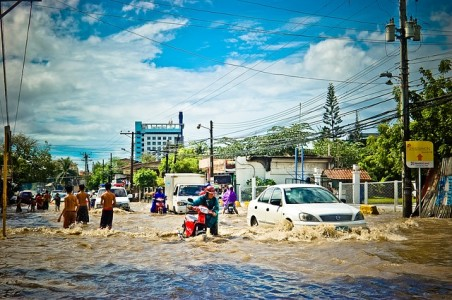 Kampala City Suburbs, Drainages & Roads Flooded Due To This Months Heavy Recurring Rains - With Photos