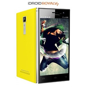iDROID Royal V7 5.5 Smartphone Features Reviewed