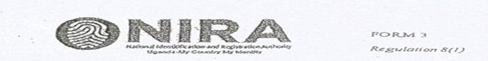NIRA Form 3 Download Preview