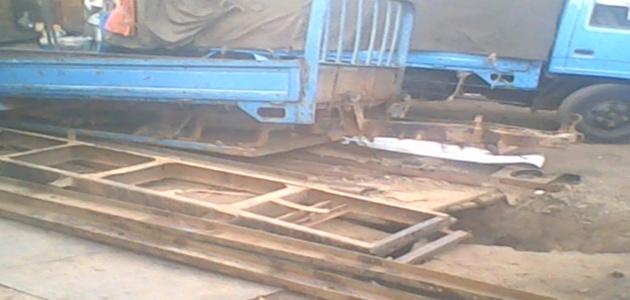 Scrap dealer in mengo kisenyi kampala