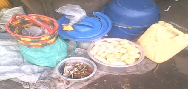 food seller kisenyi