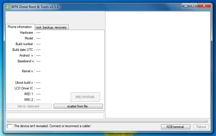 MTK Droid Root Tool Download Free