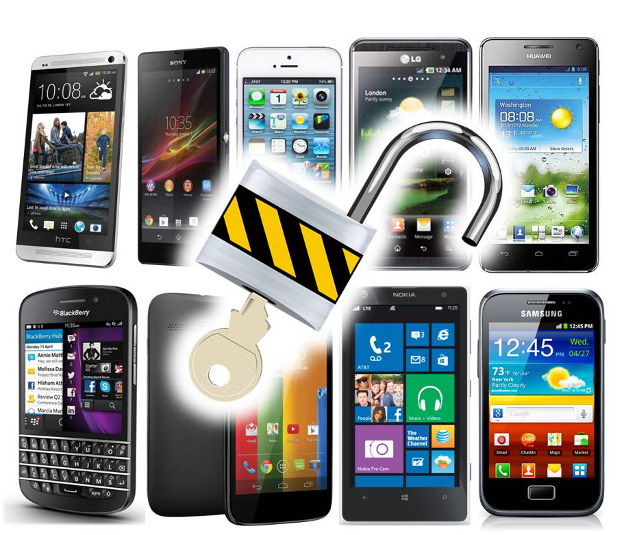 Phone unlocking for all mobilephones special download