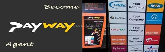Payway agent in Uganda