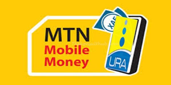 URA MTN Mobile Money Payment