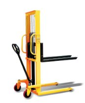 i-Liftequip PZ Series Hand Manual Stacker For Single Faced Skid Pallets, 63