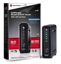 ARRIS/Motorola SURFboard SB6141, SB5101U, SB6120, SBG6580 & SB5100 Cable Modems Reviewed