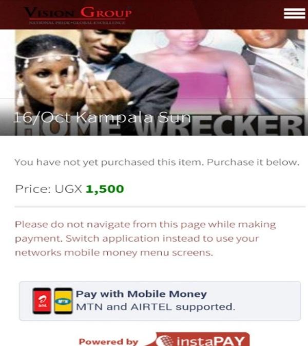 Vision Group Uganda News App Reviewed