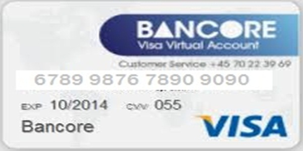 How to fund bancore vcc