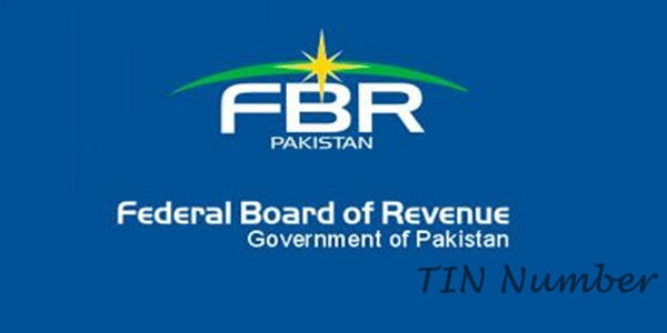 Apply TIN Number In Pakistan Wih FBR